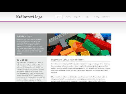 www.kralovstvilega.cz
