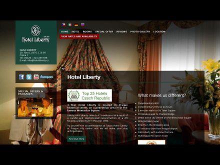 www.hotelliberty.cz