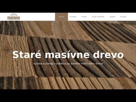 www.staredrevo.sk