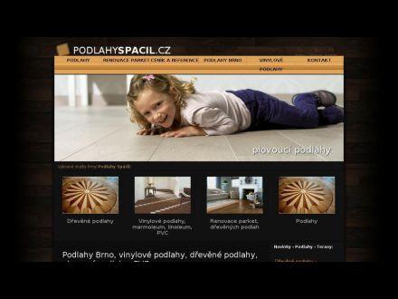 www.podlahyspacil.cz