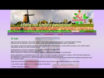 www.queenrose.sk