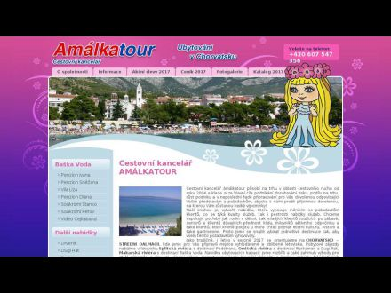 www.amalkatour.cz