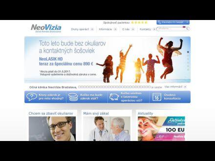 www.neovizia.sk