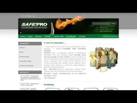 www.safepro.sk