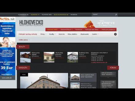 www.hlohovecko.sk