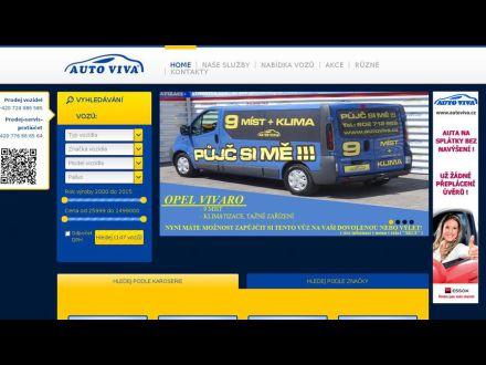 www.autoviva.cz