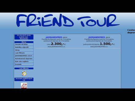 www.friendtour.cz