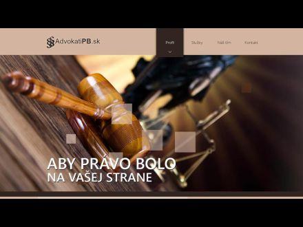 www.advokatipb.sk