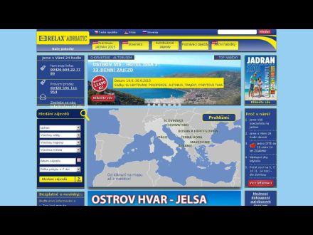 www.relaxadriatic.cz