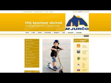 www.jurcosport.sk