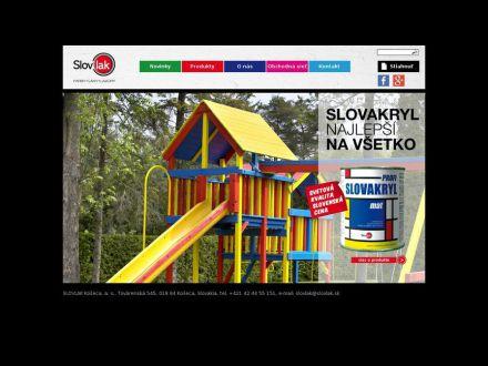 www.slovlak.sk