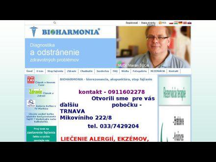 www.bioharmonia.sk