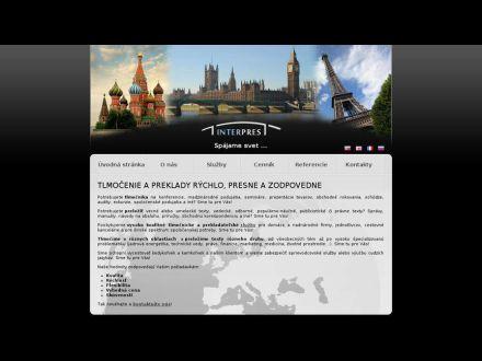 www.interpres.sk