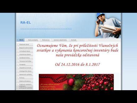 www.rael.sk
