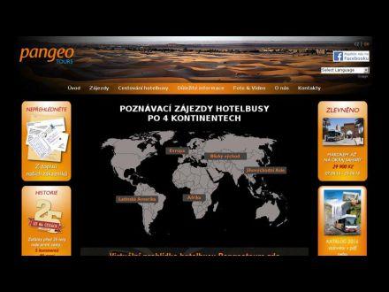 www.pangeotours.com