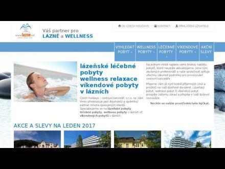 www.lazne.net