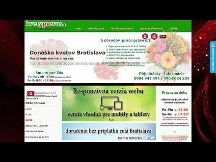 www.kvetyprevas.sk