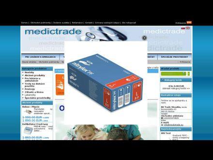 www.medictrade.eu