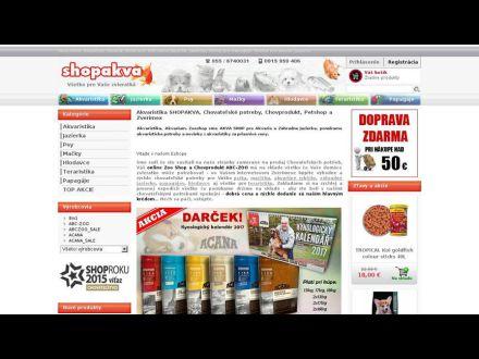 www.shopakva.sk