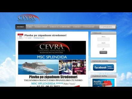 www.cevra.sk
