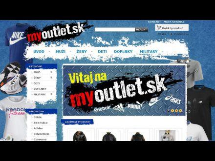 www.myoutlet.sk
