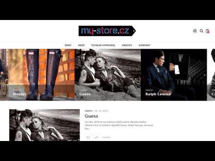 www.my-store.cz