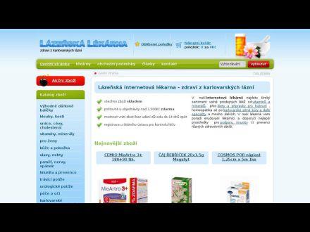 www.lazenska-lekarna.cz