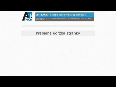 www.at-tack.sk