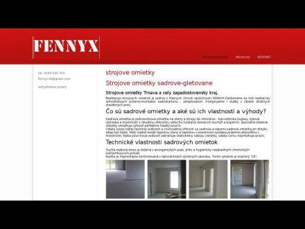 www.fennyx.sk