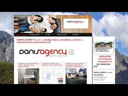 www.danisagency.sk