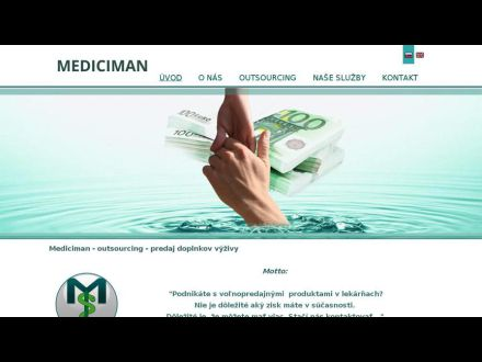 www.mediciman.sk