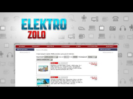 www.elektrozolo.sk