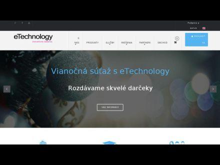 www.etechnology.sk