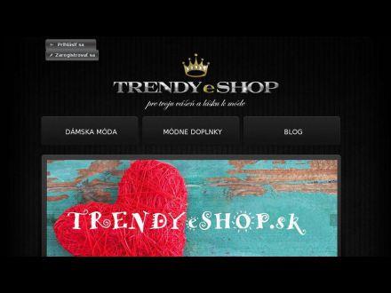 www.trendyeshop.sk