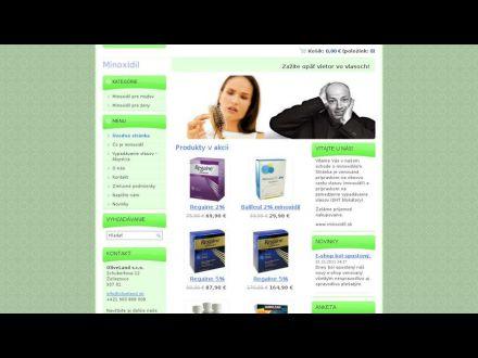 www.minoxidil.sk