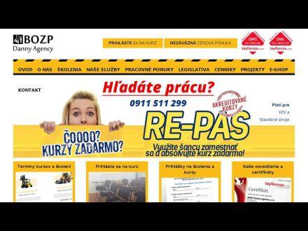 www.bozpslovakia.sk