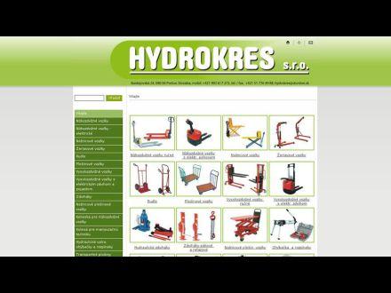 www.hydrokres.sk