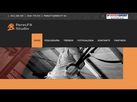 www.perecfit.sk