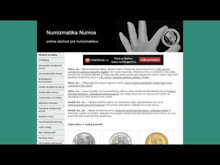 www.numos.sk