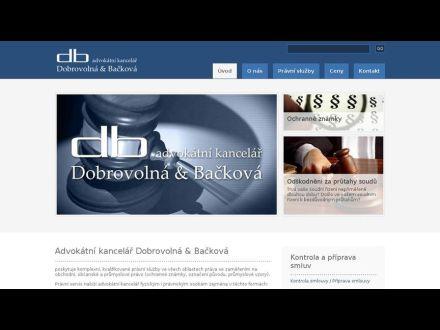 www.dobrovolna.cz