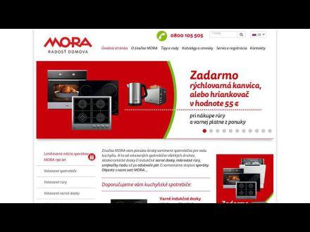 www.mora.sk