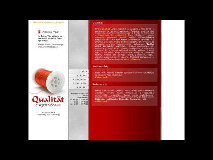 www.qualitat.sk