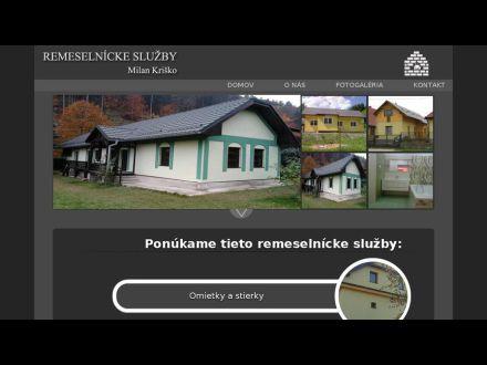 www.remeselnickesluzby.sk