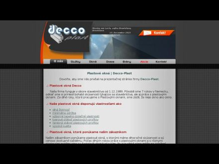 www.decco-plast.sk