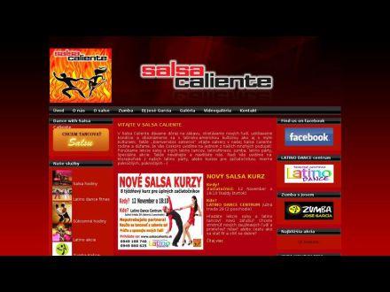 www.salsacaliente.sk