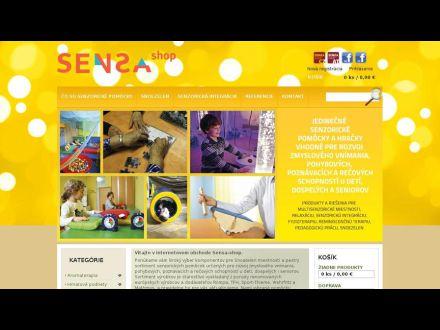 www.sensa-shop.sk