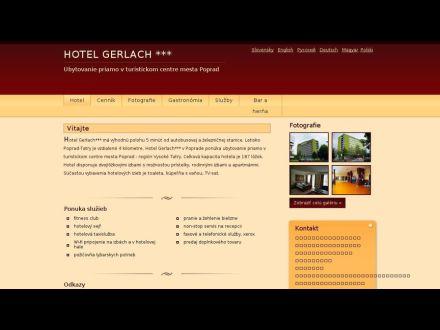 www.hotelgerlach.sk