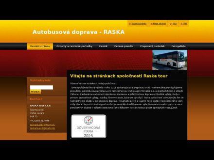 www.raskatour.eu