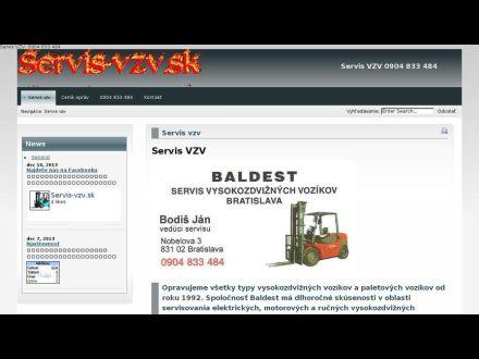www.servis-vzv.sk