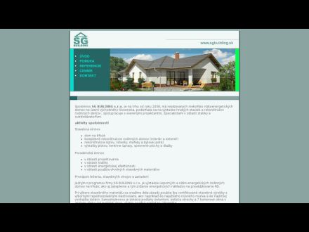 www.sgbuilding.sk